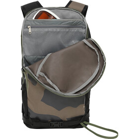 The North Face Slackpack 20 Mochila, weimaraner brown camo/tnf black